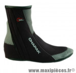 Couvre chaussure hiver titanium t4 37/38 noir (paire) marque Chapak
