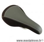 Selle BMX end zone gris/noir - Accessoire Vélo Pas Cher