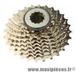 Prix Spécial ! Cassette 10 vitesses route HG 500 12-28 dents marque Shimano gamme tiagra - Matériel pour Vélo