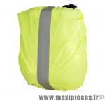 Housse de protection sacoche/sac a dos fluo avec poche rangement - Accessoire Vélo Pas Cher