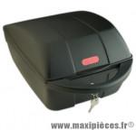 Top case vélo noir 12l avec quick release system instal. son top case en 1 marque Polisport - Pièce Vélo