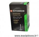 Chambre à air de VTT 27.5x1.70/2.35 vp marque Hutchinson