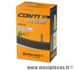 Chambre à air de VTT 29x1.75/2.50 vs marque Continental - Accessoire Vélo