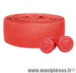 Prix spécial ! Ruban de guidon VELOX HIGH GRIP rouge épaisseur 3mm