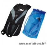 Sac a eau m wave 2l 2 poches de rangement - Accessoire Vélo Pas Cher