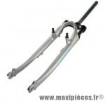 Fourche VTC 28 pouces 142 suspension ahead set 1 pouce 1/8 réglable tasseau marque Zoom - Pièce Vélo