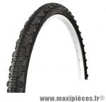 Pneu de VTT 20x1.75 noir mixte (47-406) marque Deli Tire
