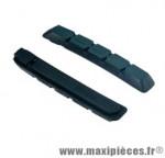Patin VTT rx plus ghp2 vert adaptable xt/xtr (2 pr) marque SwissStop - Matériel pour Cycle
