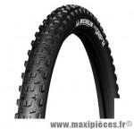 Pneu de VTT 29x2.10 ts wildgrip'r2 tubeless ready noir (54-622) marque Michelin - Pièce Vélo