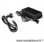 Chargeur batterie vélo électrique li-ion 37 v (t260) marque Torpado - Pièce Vélo