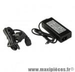 Chargeur batterie vélo électrique li-ion 36 v (t250) marque Torpado - Pièce Vélo