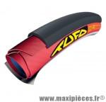 Boyau 700x21 s33 pro noir 260g (entrainement tpi 60) (21-622) marque Tufo - Matériel pour Vélo