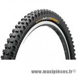 Pneu de VTT 29x1.80 ts mud king tubeless ready protection noir 770 grammes (47-622) marque Continental - Accessoire Vélo