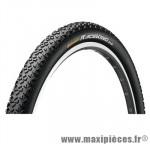 Pneu de VTT 29x2.00 ts race king performance tub ready noir 605 grammes (52-622) marque Continental - Accessoire Vélo
