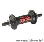 Moyeu BMX avant mx66 noir 36tr marque Shimano - Matériel pour Vélo