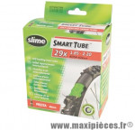 Chambre à air de VTT 29x1.75/2.125 vp avec liquide slime anti-crevaison - Accessoire Vélo Pas Cher