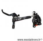 Frein disque avant hydro xt m8000 noir postmount 1000 mm (sans disque/sans adaptateur marque Shimano - Matériel pour Vélo
