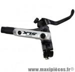 Frein disque arrière hydro slx m675 noir postmount 1700 mm (sans disque/sans adaptateur marque Shimano - Matériel pour Vélo