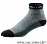 Socquette bs410 coolmax gris 47 et + (paire) marque Exustar pour cycliste