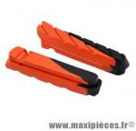 Patin route adaptable porte patin 487524 (paire) marque Atoo - Matériel pour Vélo