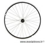 Roue route 600a avant rj project18 noire mx magnum 32t (541/13) marque Miche - Pièce Vélo