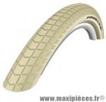 Pneu de VTT 26x2.15 tr big ben crème (hs439/55-559) marque Schwalbe