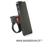 Support smartphone z console lite compatible iphone 4/4s/5/5s/5c marque Zéfal - Matériel pour Cycle