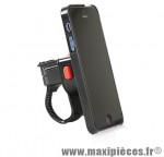 Support smartphone z console lite compatible samsung galaxy s4/s5 marque Zéfal - Matériel pour Cycle
