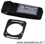 Support bracelet pour compteur bc2209 marque Sigma - Accessoire Vélo