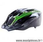 Prix spécial ! Casque vélo/VTT taille L/58-61cm Ventura Sport vert/noir