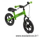 Vélo sans pédale draisienne kid vert des 20 mois 4 ans - Accessoire Vélo Pas Cher - Draisienne pour enfant