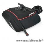 Sacoche selle iron pack l-tf noire 0,8l fixation t-fix rails de selle (système univ marque Zéfal - Matériel pour Cycle