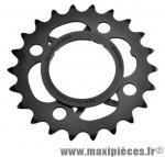 Plateau 22 dents VTT triple diamètre 64 intérieur 4 branches origine alivio m430/acera m361 marque Shimano - Matériel pour Vélo