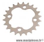 Plateau 22 dents VTT triple diamètre 64 intérieur 4 branches origine deore m532 9v marque Shimano - Matériel pour Vélo