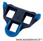 Cale pédale route dura-ace/ultegra/105spd-sl mobile- bleu (paire) marque Shimano - Matériel pour Vélo