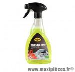 Nettoyant vélo biosol bw (pulvérisateur 500ml) marque Kroon Oil - Entretien Vélo
