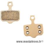 Plaquette de frein VTT adaptable avid élixir/sram/avid xx (paire) métallique marque Atoo - Matériel pour Vélo