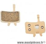 Plaquette de frein VTT adaptable avid juicy 5/7 (paire) semi métallique marque Atoo - Matériel pour Vélo