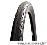 Pneu de VTT 27.5x1.75 slick noir (47-584) marque Deli Tire