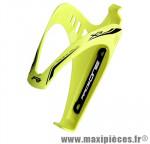 Porte bidon x3 jaune fluo marque Race One - Accessoire Vélo