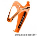 Porte bidon x3 orange fluo marque Race One - Accessoire Vélo