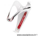 Porte bidon x3 blanc/noir marque Race One - Accessoire Vélo
