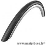 Pneu pour vélo de route 700x22 ts ironman noir 185 grammes (22-622) marque Schwalbe