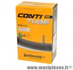 Chambre à air de VTT 27.5x1.75/2.50 vs marque Continental - Accessoire Vélo