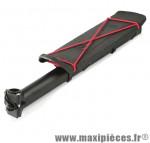Porte bagage arrière fixation sur tige de selle rodeo diamètre 25.4 a 31.8mm avec rangement marque Zéfal - Matériel pour Cycle