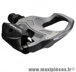 Kit pédales automatiques Shimano PD-R550 SPD-SL noires avec cales vélo de route