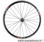Roue route 700 arrière versus noir profil 30 mm mx reflex noir campa 11/10v. marque Miche - Pièce Vélo