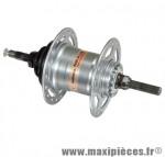 Moyeu VTC/VTT arrière nexus 3v sg3-r40a 36t. 120mm frein tambour marque Shimano - Matériel pour Vélo