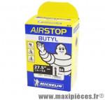 Chambre à air de VTT 27.5x1.60/2.10 vs b4 marque Michelin - Pièce Vélo