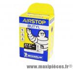 Chambre à air de VTT 27.5x1.60/2.10 vp b4 40mm marque Michelin - Pièce Vélo